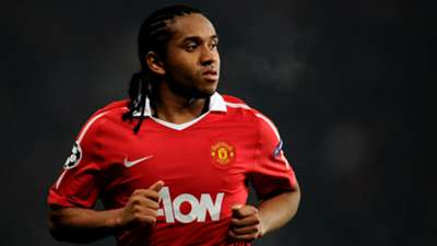 Manchester United Anderson 07122010