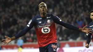 Victor Osimhen Lille 2019