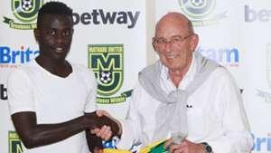 Mathare United sign Victor Ashinga