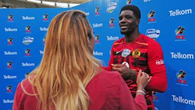 Daniel Akpeyi, Kaizer Chiefs, October 2019