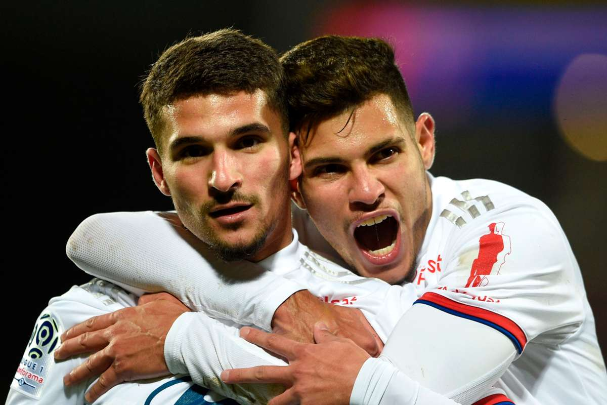 Aouar and Dembele could leave Lyon