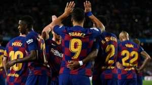 Barcelona Sevilla Suarez Liga 2019/2020