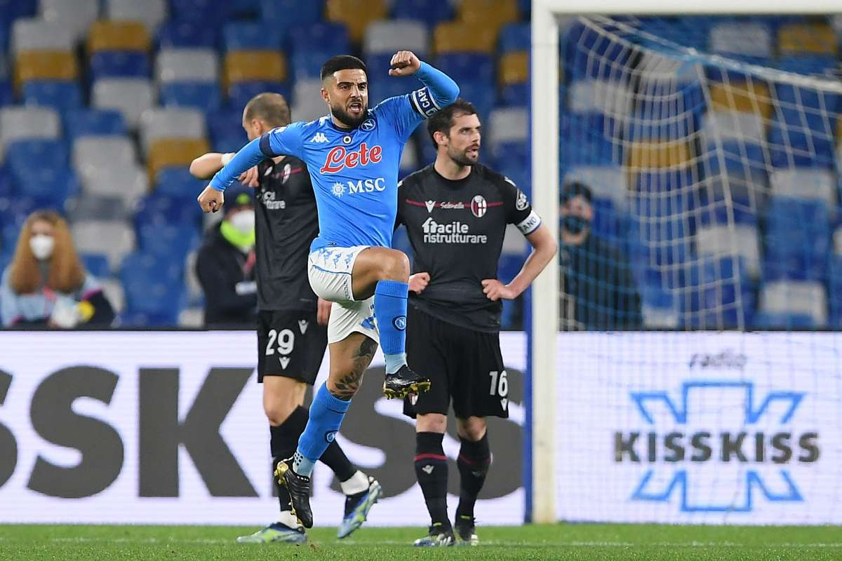 Top clubs' are interested in Napoli's Insigne, says agent   Goal.com