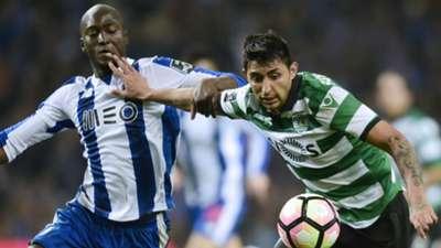 Danilo Pereira Porto Alan Ruiz Sporting