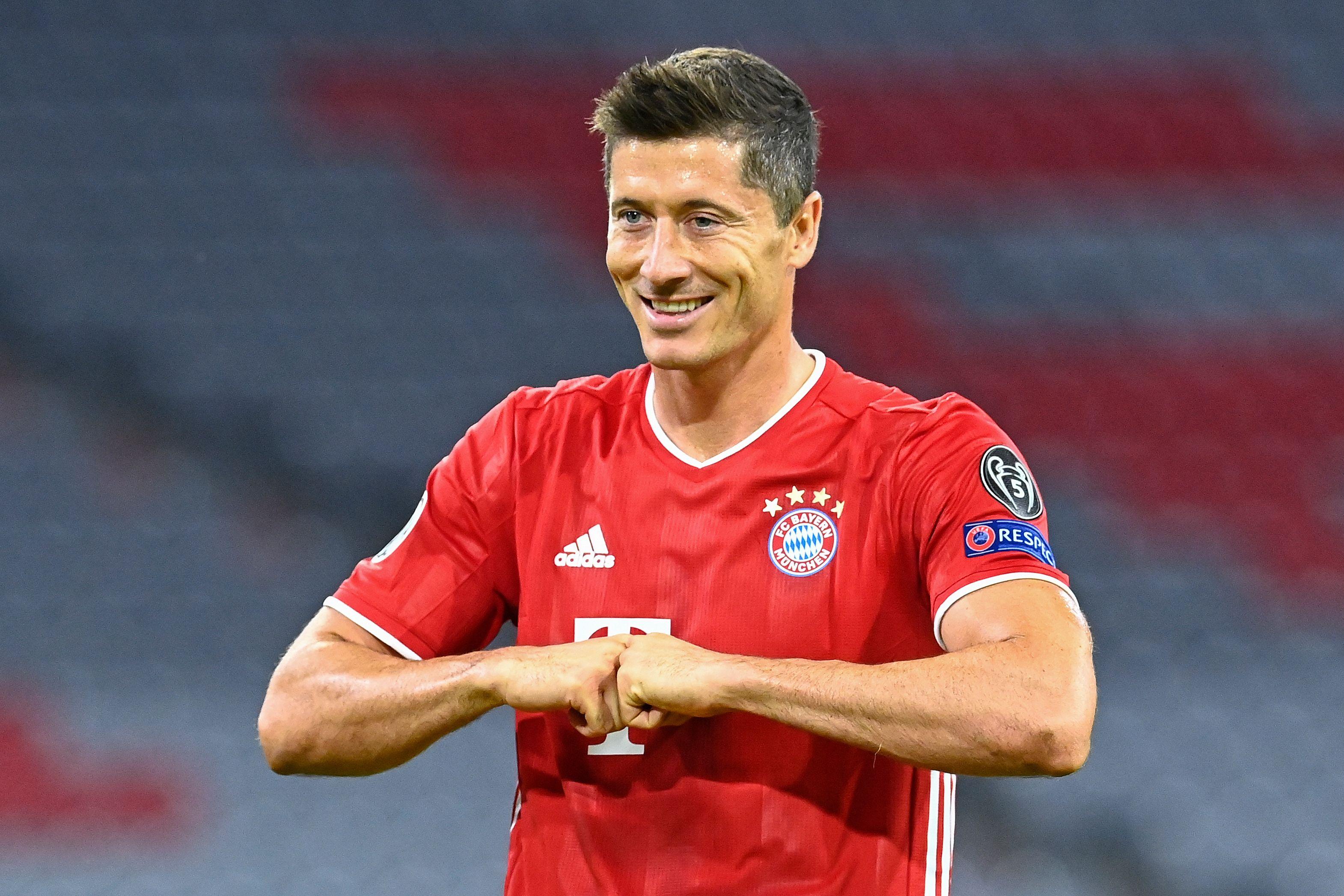 Cuánto cuesta el fichaje de Robert Lewandowski y qué valor de mercado tiene  la estrella del Bayern Munich? | Goal.com