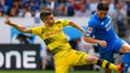 Christian Pulisic Borussa Dortmund Hoffenheim