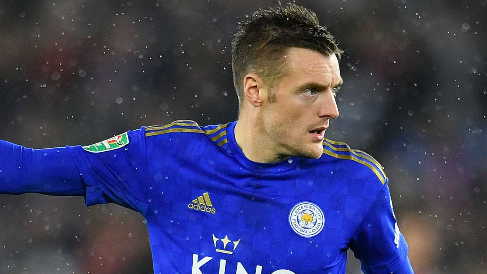 Jamie Vardy Leicester City 2019-20