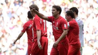 Michael Owen Liverpool legends