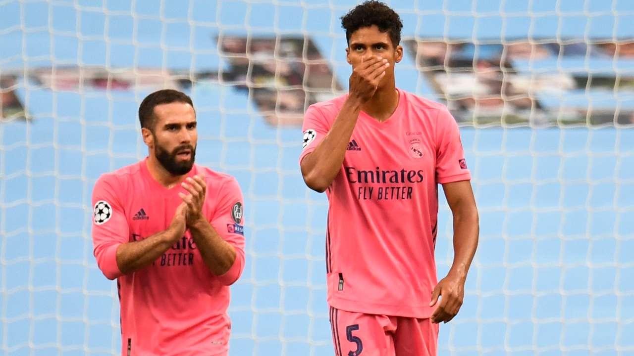 Raphael Varane Real Madrid 2019-20 Champions League
