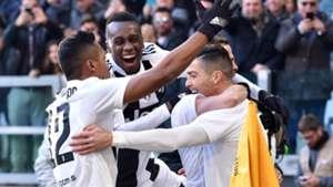 Juventus celeb Sampdoria