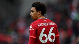 Trent Alexander-Arnold Liverpool 2021-22