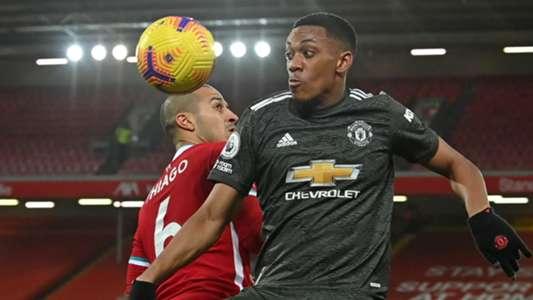 (Liverpool 0-0 MU) Derby nước Anh thiếu bàn thắng