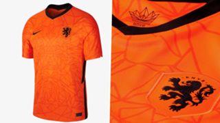Netherlands Euro 2020 home kit