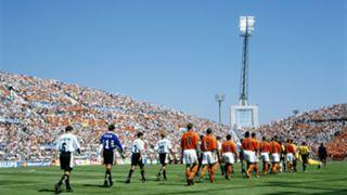Argentina Netherlands World Cup 1998