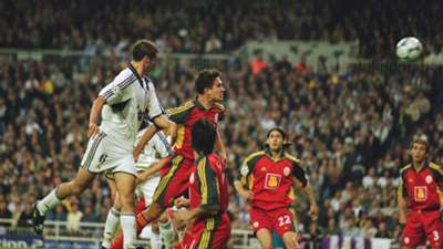 Real Madrid Galatasaray 2001