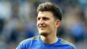 Harry Maguire Leicester City 2019