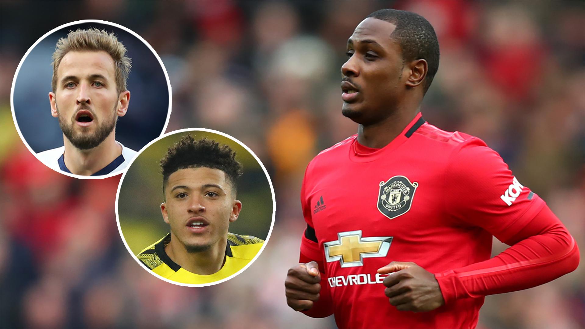 If Man Utd move for Kane & Sancho they won't need Ighalo - Berbatov