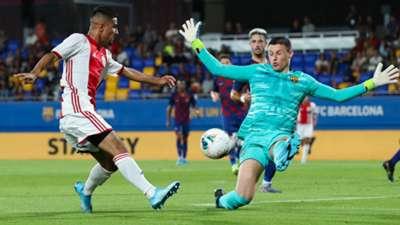 Naci Unuvar Ajax 2019-20