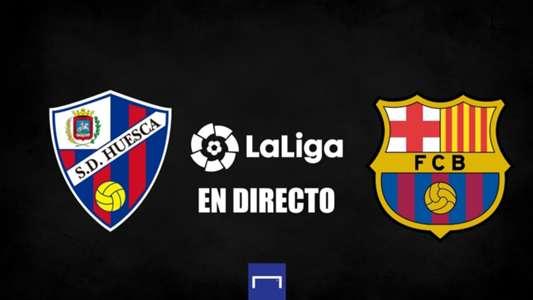 Huesca vs. Barcelona de LaLiga en directo: resultado, alineaciones, polémicas, reacciones y ruedas de prensa | Goal.com