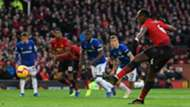 Paul Pogba Man Utd Everton Premier League 2018-19