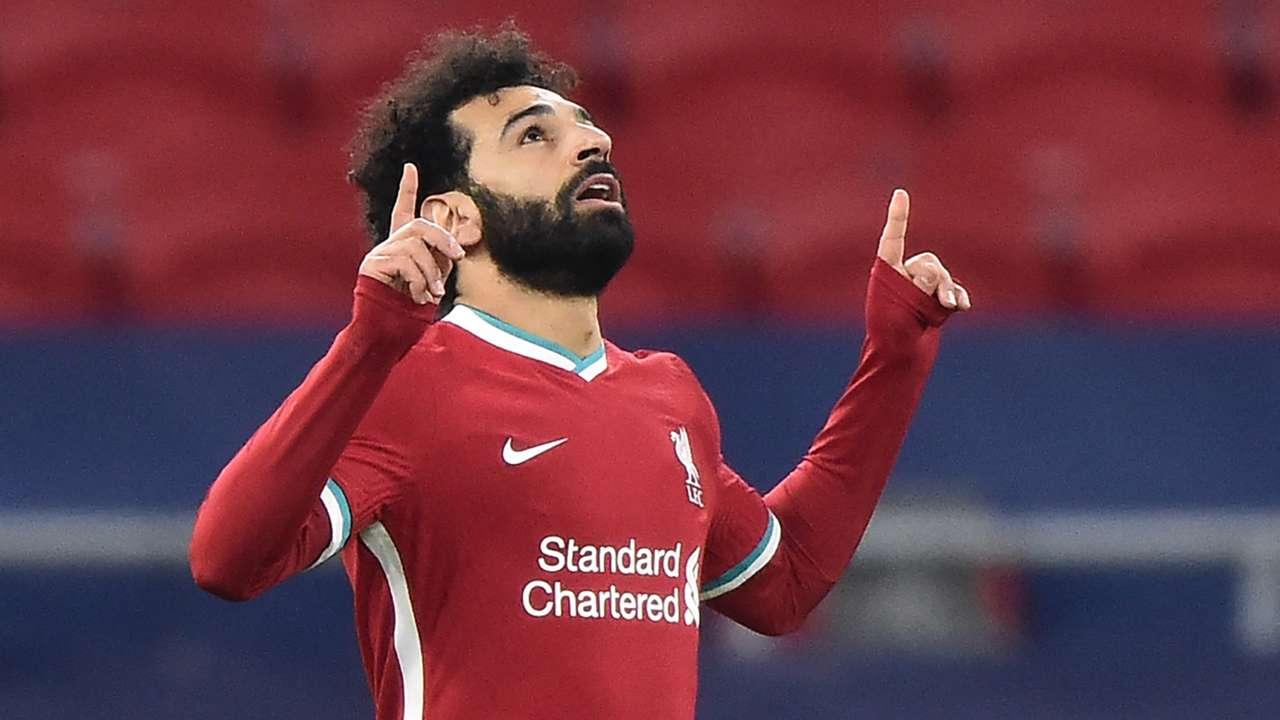 Mo Salah Liverpool 2021