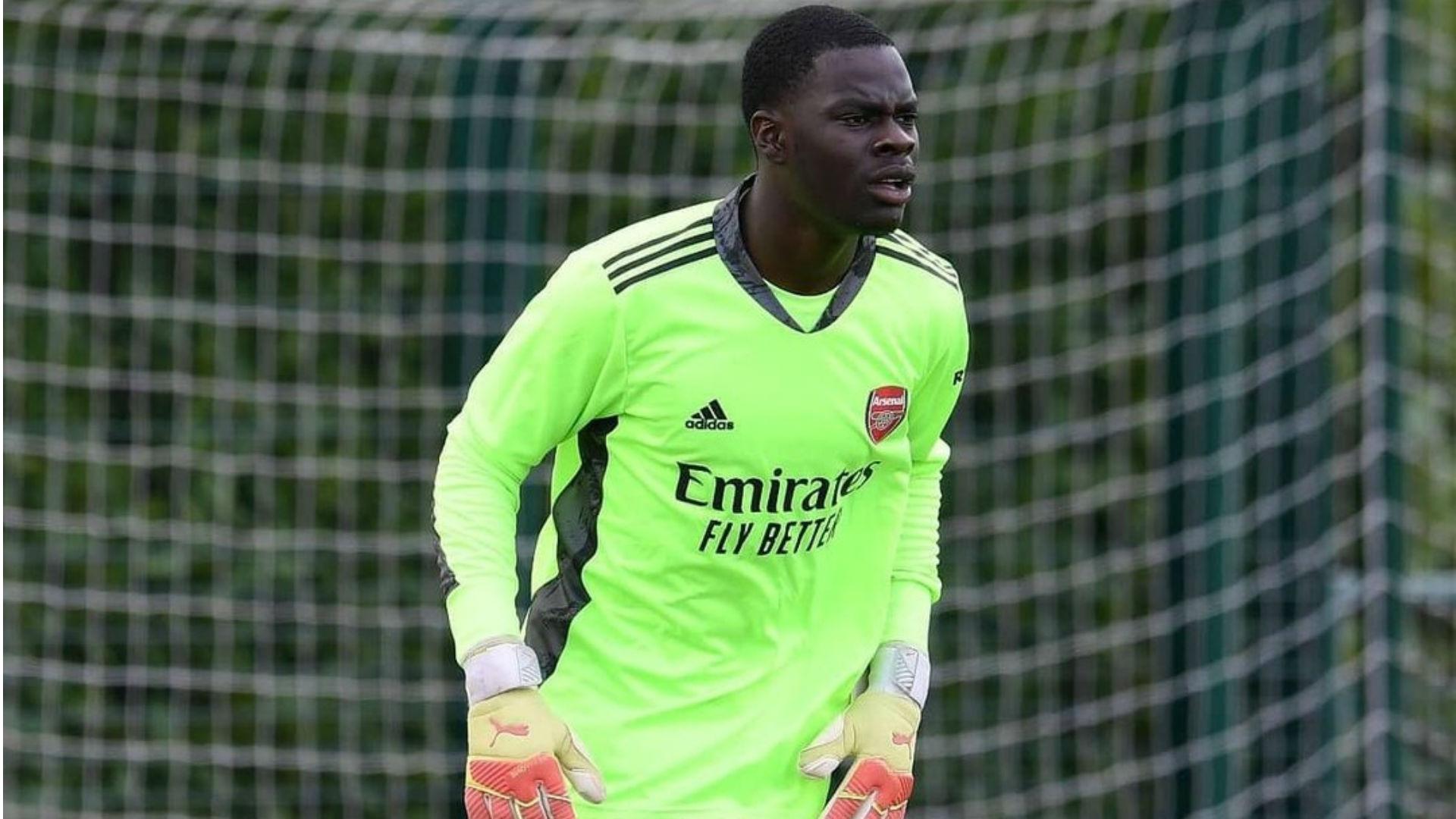 Ovie Ejeheri: Arsenal confirm signing of Nigeria and Uganda prospect