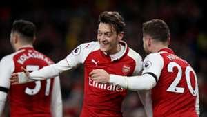 2017-11-30 Ozil Arsenal
