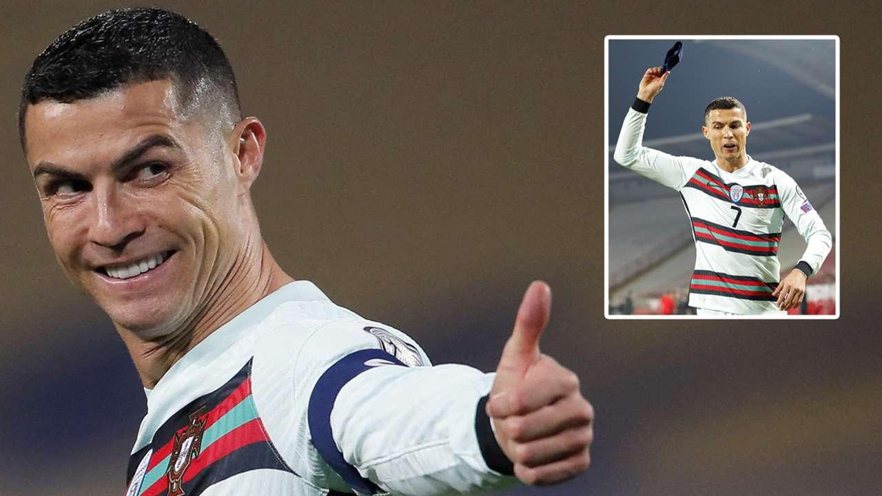 Cristiano Ronaldo Portugal 2020-21