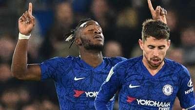 Michy Batshuayi Chelsea 2019-20