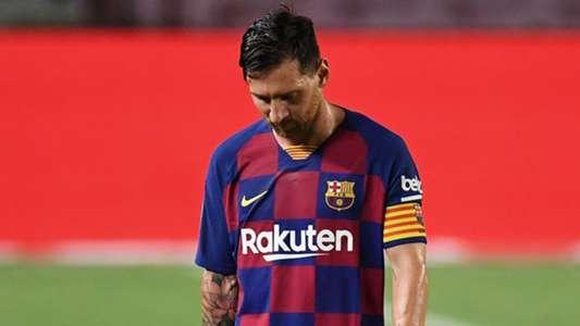 (Champions League) Barca bị chê quá lệ thuộc Messi, cần thêm người 'chia lửa' | Goal.com