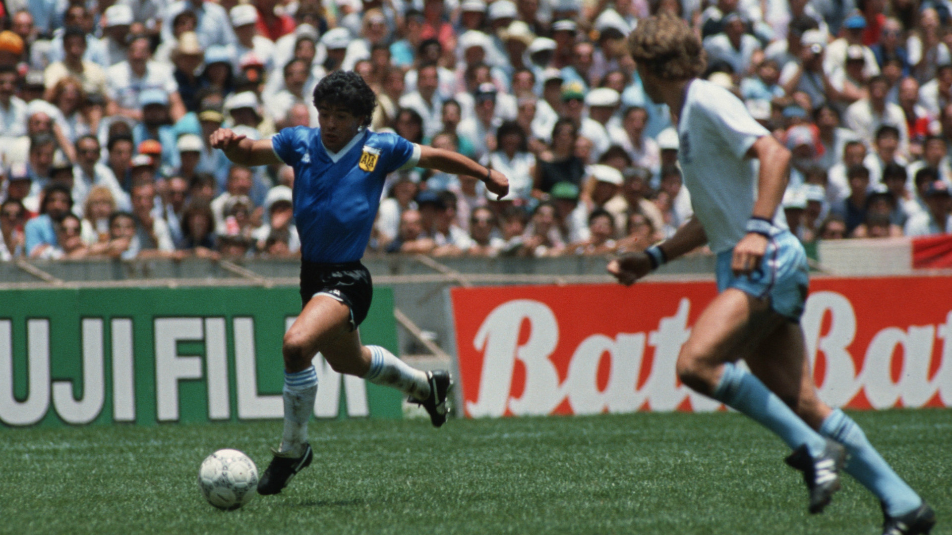 Diego Maradona The Hand Of God The Most Infamous Goal In World Cup History Goal Com