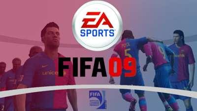 GFX FIFA 09 FC Barcelona