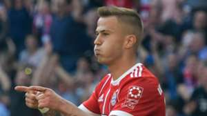 Niklas Dorsch, Bayern Munich, 17/18