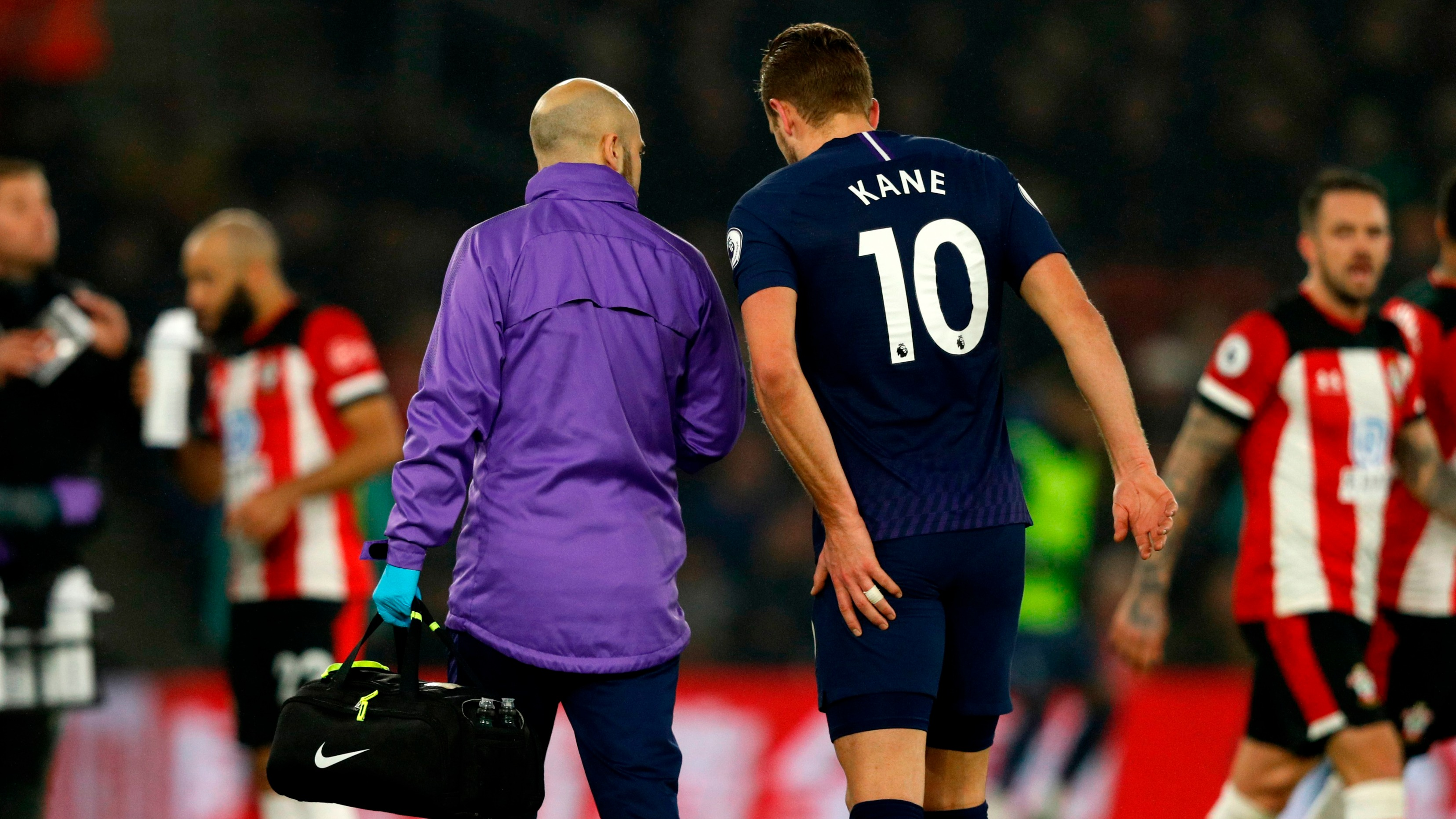 'Kane will be a miracle man if he's back in April' – England legend Owen fears for injured Spurs striker