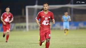 Nguyen Trong Hoang Sanna Khanh Hoa BVN vs Viettel Round 13 V.League 2019