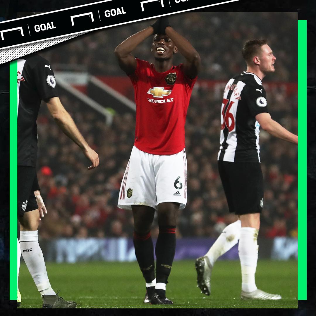 Paul Pogba GFX Manchester United