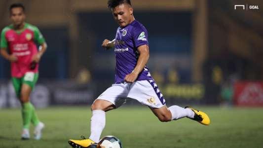 (V.League) Quang Hải chấn thương, bỏ ngỏ khả năng ra sân trước Thanh Hóa