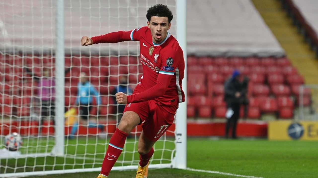 Curtis Jones Liverpool 2020