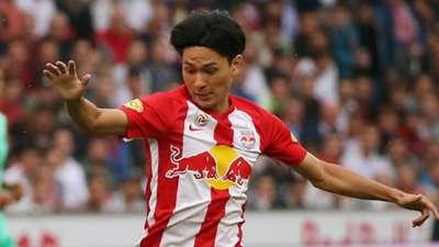 2019-08-08 Minamino Takumi Salzburg