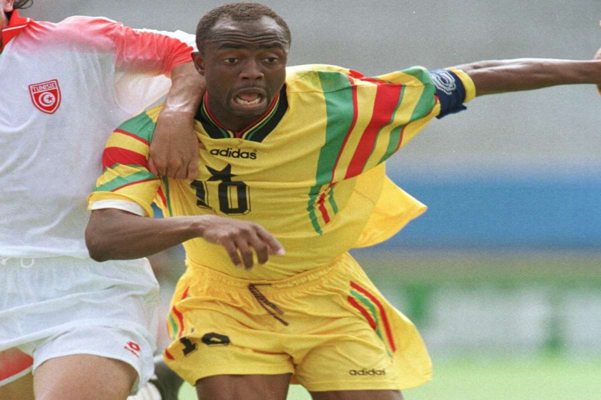 Ghana and Marseille legend Abedi Pele touted as greatest African player of  all-time | Goal.com