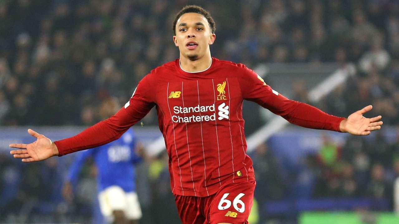Alexander-Arnold Liverpool 2019