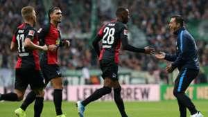 Joker sticht! Lukebakio rettet Hertha BSC einen Punkt bei Werder Bremen