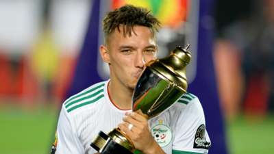 Ismail Bennacer Algeria 2019