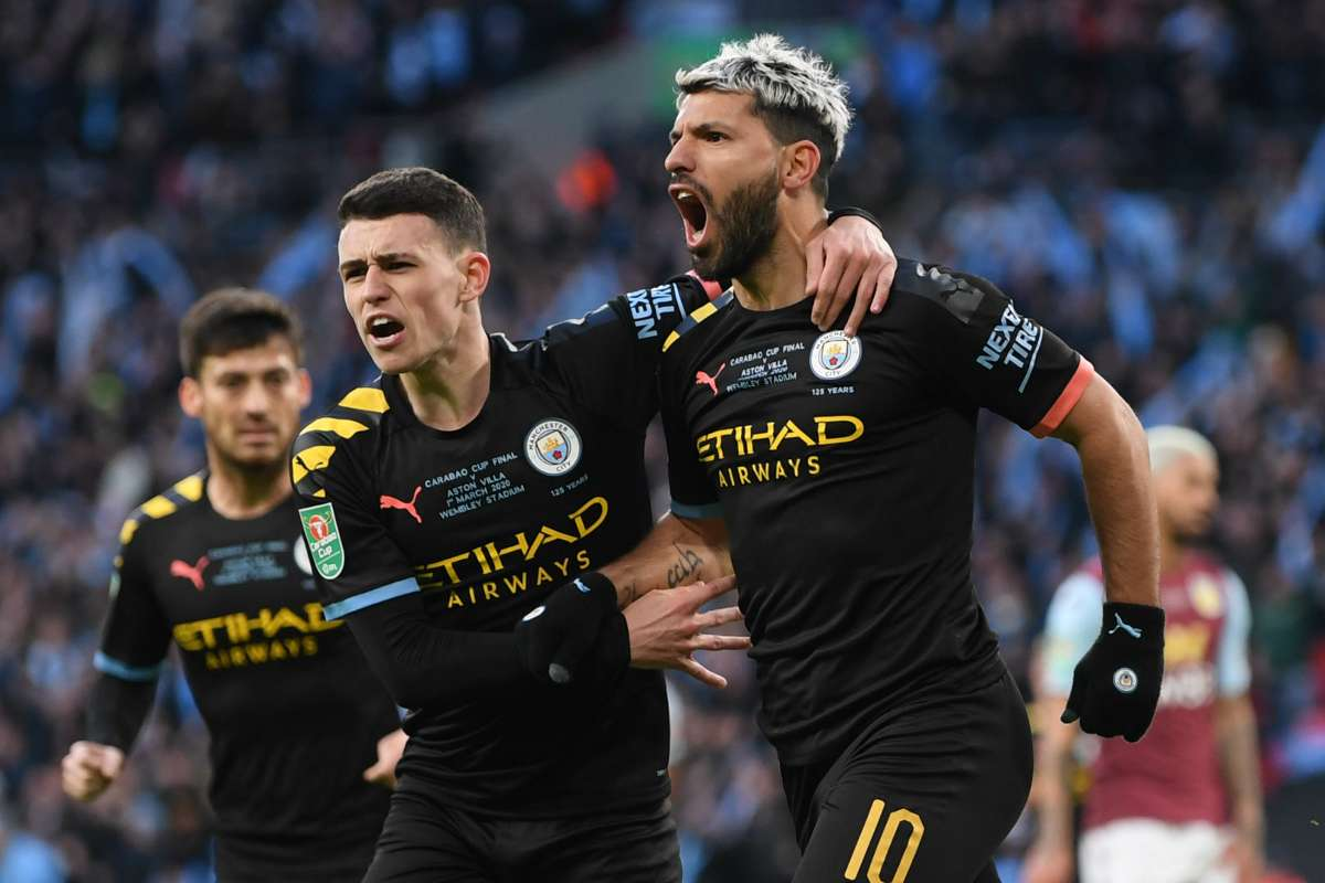 Final Piala Liga Inggris Manchester City Tiga Kali Juara