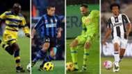 Colombianos Copa Italia