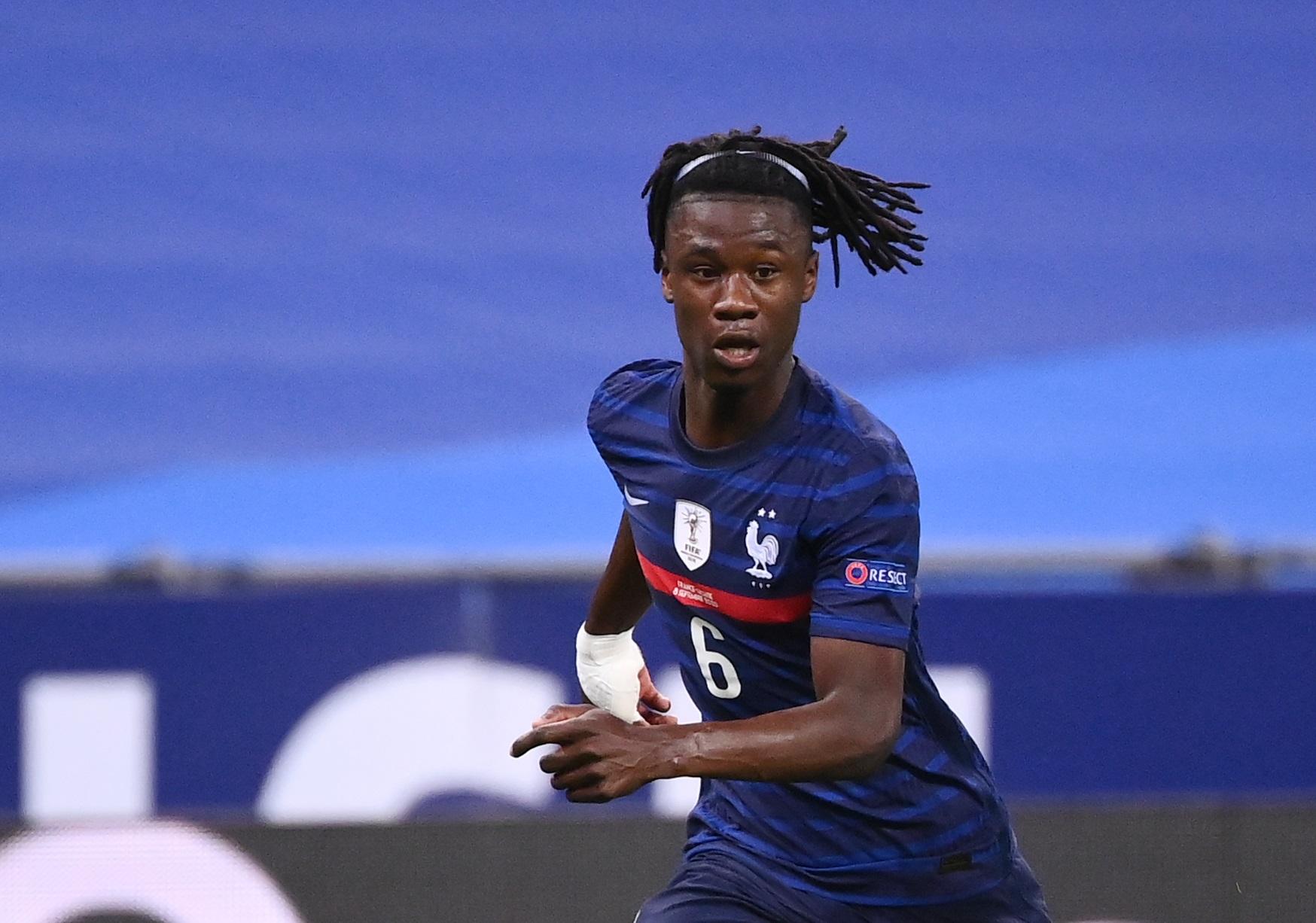 """Camavinga """"heureux"""" d'avoir refusé le Real Madrid et de rester à Rennes"""