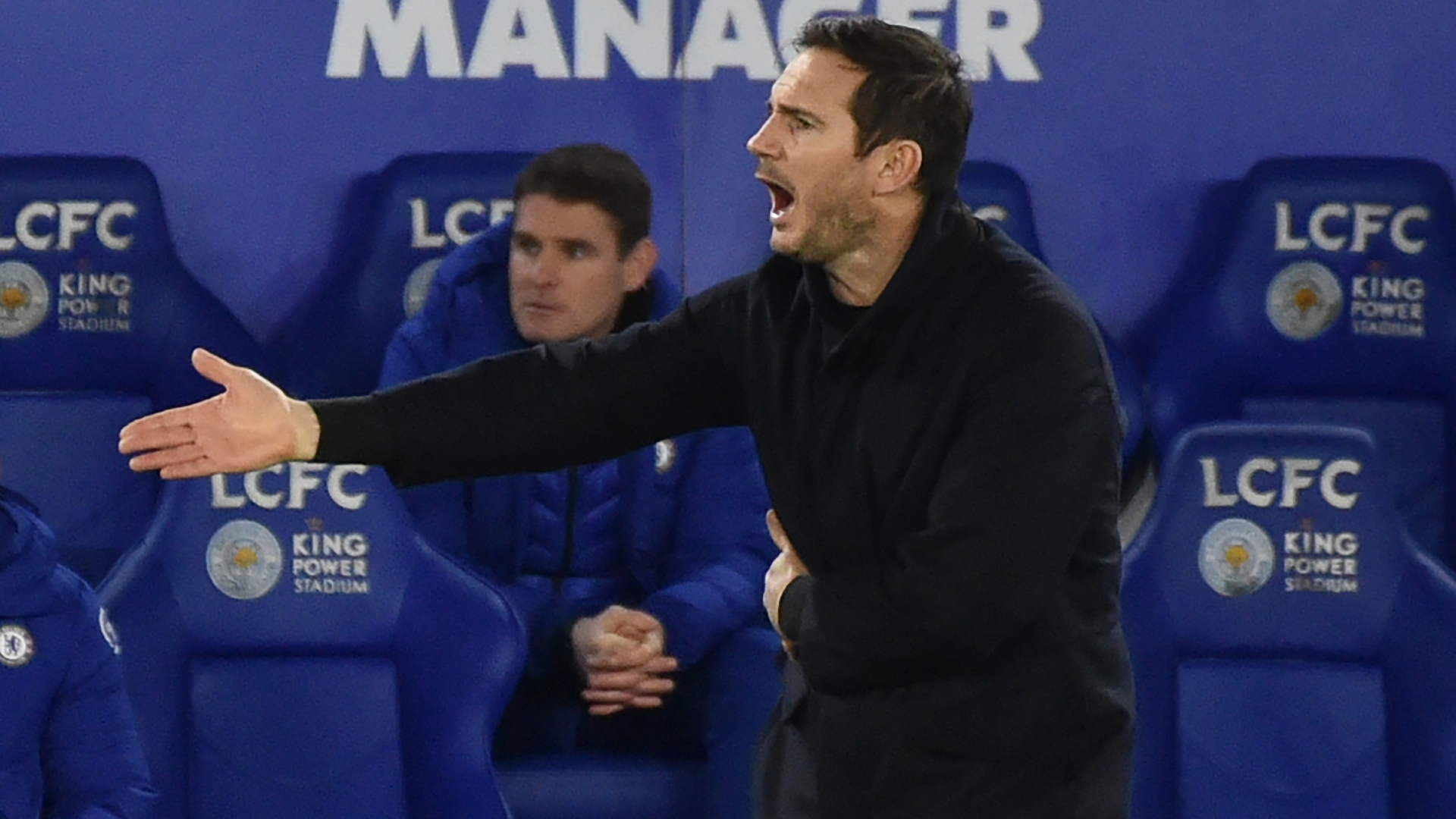 Frank Lampard comes out fighting amid speculation over his Chelsea future