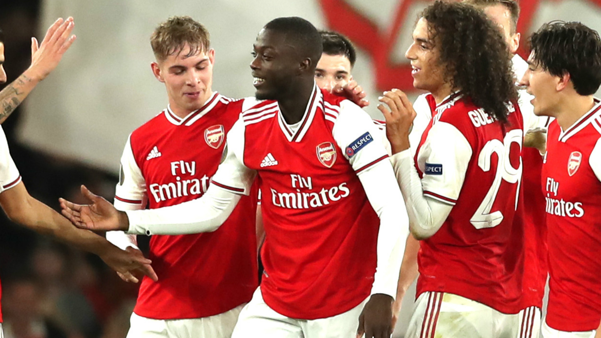 Arsenal must stop making silly mistakes - Nicolas Pepe