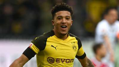 Jadon Sancho Dortmund 2019