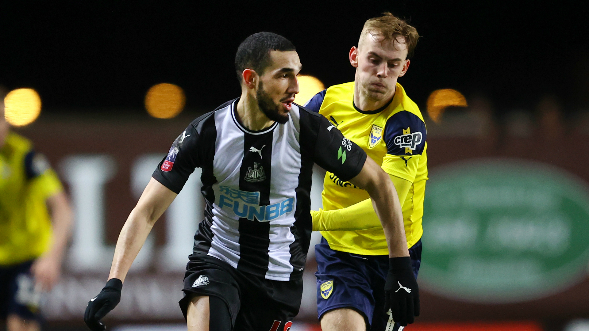 Bentaleb: Newcastle United will be ready for Sheffield United clash
